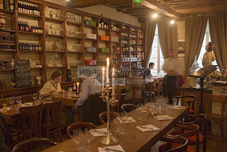 """Europe/France/Nord-Pas-de-Calais/59/Nord/Lille: Estaminet -Restaurant """"Le Barbue d'Anvers"""""""