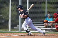 Minnesota Twins Daniel Kihle (51) during an instructional league game against the Boston Red Sox on September 26, 2015 at CenturyLink Sports Complex in Fort Myers, Florida.  (Mike Janes/Four Seam Images)