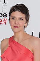 Maggie Gyllenhaal  arriving for the Elle Style Awards 2015, at The Sky Garden, London. 24/02/2015 Picture by: Alexandra Glen / Featureflash