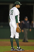 February 20, 2010:  Pitcher Ian Thompson (30) of the Stetson Hatters during the teams opening series at Melching Field at Conrad Park in DeLand, FL.  Photo By Mike Janes/Four Seam Images