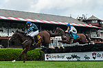 07232020:A.P. SMITHWICK MEMORIAL Michael Mitchell wins on Moscato trained by Jack Fisher at Saratoga 2020 <br /> Robert Simmons/Eclipse Sportswire