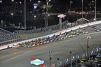 18-19 February, 2016, Daytona Beach, Florida USA<br /> The Toyota Camry Pace Car leads the field through the Parade and Pace laps.<br /> ©2016, F. Peirce Williams