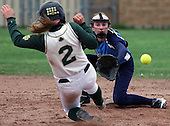 Warren Regina at Pontiac Notre Dame Prep, Varsity Softball, 5/11/15