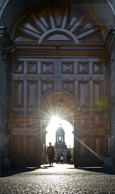 Trinity Door.jpg & Trinity Door.jpg | University of Notre Dame Photography