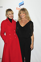 LOS ANGELES - DEC 3:  Melanie Griffith, Goldie Hawn at the Make Equality Reality Gala at the Beverly Hilton Hotel on December 3, 2018 in Beverly Hills, CA