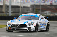 #14 Bluff City Racing / Autometrics Motorsports Mercedes-AMG GT GT4, GS: Anton Dias Perera, Cory Friedman, Dan Clarke