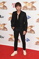 Eyal Booker<br /> at the photocall of X Factor Celebrity, London<br /> <br /> ©Ash Knotek  D3524 09/10/2019