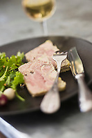 Europe/France/Bretagne/35/Ille et Vilaine/Rennes: La Terrine de Christophe Gauchet:  Terrine d'araignée de cochon - Bar à vin: L'Arsouille,  [Non destiné à un usage publicitaire - Not intended for an advertising use]