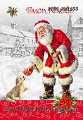 Marcello, CHRISTMAS SANTA, SNOWMAN, WEIHNACHTSMÄNNER, SCHNEEMÄNNER, PAPÁ NOEL, MUÑECOS DE NIEVE, paintings+++++,ITMCXM1455,#X#