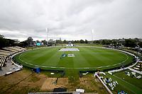 1st December 2019, Hamilton, New Zealand;  A rain delayu in the international test match cricket, New Zealand versus England at Seddon Park, Hamilton, New Zealand. Sunday 1 December 2019.