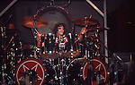 Tommy Lee of Motley Crue Jan 1984 at New Haven Coliseum Tommy Lee