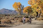 newsletter pix - hiking/biking