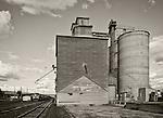 Grain elevators, Sprague, Wash.