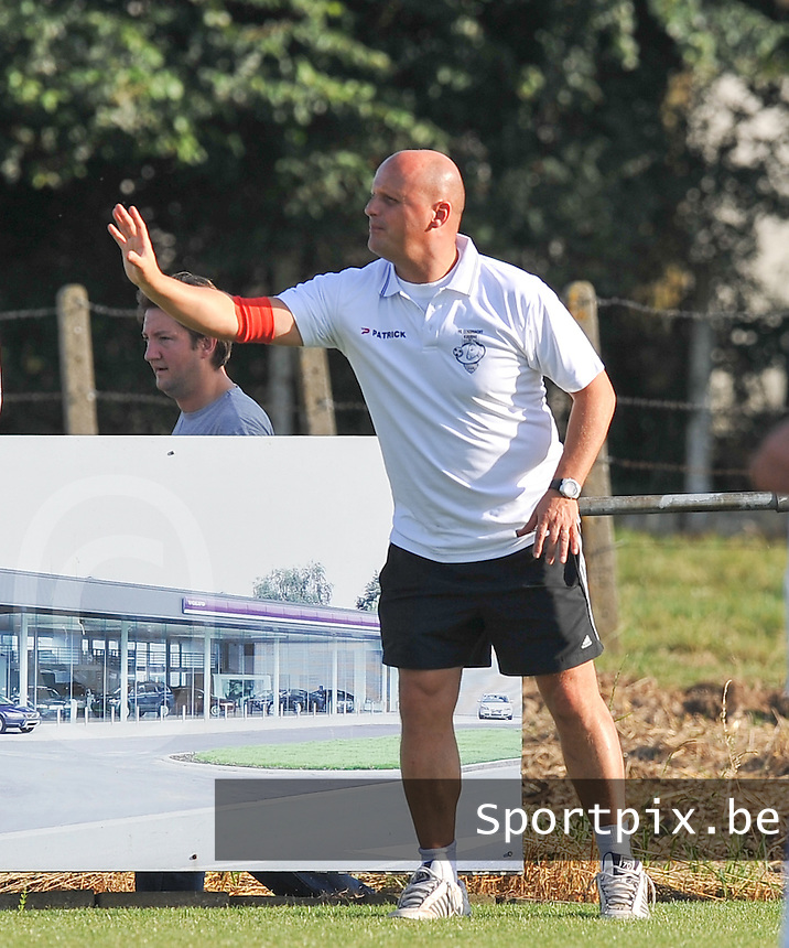 FC Eendracht Kuurne : Thierry Vandekerckhove.foto VDB / BART VANDENBROUCKE