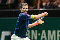 ABN AMRO World Tennis Tournament, Rotterdam, The Netherlands, 13 februari, 2017, Tomas Berdych (CZE)<br /> Photo: Henk Koster