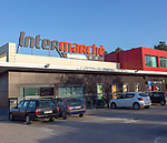 Intermarche supermarket, Sao Teotonio, Alentejo Littoral, Portugal, Southern Europe - Intermarché Super