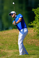 Bernd Wiesberger (AUT) in action during the final round of the Lyoness Open powered by Organic+ played at Diamond Country Club, Atzenbrugg, Austria. 8-11 June 2017.<br /> 11/06/2017.<br /> Picture: Golffile | Phil Inglis<br /> <br /> <br /> All photo usage must carry mandatory copyright credit (&copy; Golffile | Phil Inglis)