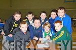 QUIZ: Lixnaw Boys NS were well repersented at the Clanmaurice Credit Union N.S.Table quiz at Causeway Comprehensive Gym, on Sunday.Front l-r: Alex Quilter, Callum Warren,Colin Walz and Jack Leen. Back were, Gavin Leen, James Twomey, Billy Stack, Evan McCarthy and Aodhán Shanahan.