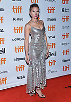 "08 September 2019 - Toronto, Ontario Canada - Scarlett Johansson. 2019 Toronto International Film Festival - ""Jojo Rabbit"" Premiere held at Princess of Wales Theatre. <br /> CAP/ADM/BPC<br /> ©BPC/ADM/Capital Pictures"