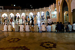 Muscat (Mutrah), Sultanate of Oman. .January 31st 2009..Muscat (Mutrah) at night