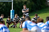 College Rugby - St Patrick's College Silverstream v New Plymouth Boys' High School at St Patrick's College Silverstream, Upper Hutt, New Zealand on Saturday 11 July 2020. <br /> Photo by Jo Hawes. <br /> www.photowellington.photoshelter.com