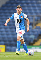 Blackburn Rovers' Darragh Lenihan<br /> <br /> Photographer Dave Howarth/CameraSport<br /> <br /> The EFL Sky Bet Championship - Blackburn Rovers v West Bromwich Albion - Saturday 11th July 2020 - Ewood Park - Blackburn <br /> <br /> World Copyright © 2020 CameraSport. All rights reserved. 43 Linden Ave. Countesthorpe. Leicester. England. LE8 5PG - Tel: +44 (0) 116 277 4147 - admin@camerasport.com - www.camerasport.com