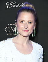 06 February 2020 - Los Angeles - Mamie Gummer. Cadillac Celebrates The 92nd Annual Academy Awards held at Chateau Marmont. Photo Credit: Birdie Thompson/AdMedia