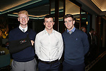 27/10/2015   With Compliments.  Attending the GAA High Performance Scholarships 2015-2016 in the Castletroy Park Hotel were <br /> Photograph: Liam Burke/Press 22