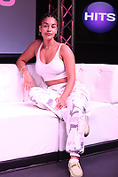 HOLLYWOOD, FL - NOVEMBER 08: Jorja Smith visits radio station Hits 97.3 Live on November 8, 2019 in Hollywood, Florida.  Credit: mpi04/MediaPunch