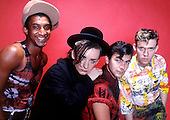 Nov 1982: CULTURE CLUB - Photosession in London