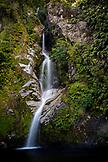 NEW ZEALAND, Hokitika, Dorothy Falls, Ben M Thomas