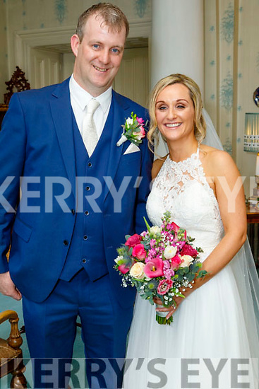 Clancy/Cremin wedding in the Ballyseede Castle Hotel on Saturday March 14th.