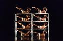 "Edinburgh, UK. 18.08.2016. Scottish Ballet present a double bill of Angelin Preljocaj's ""MC 14/22"" and Crystal Pite's ""Emergence"", at the Festival Theatre, as part of the Edinburgh International Festival. The piece shown is: ""MC 14/22"", choreographed by Angelin Preljocaj. Photograph © Jane Hobson."