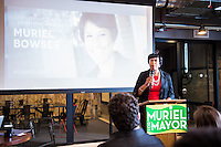 DC Tech Meets Muriel Bowser hosted by WeWork Wonder Bread Factory on August 13, 2014. Photos by Joy Asico /Guest of a Guest