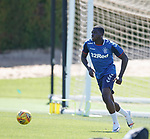 24.06.2019 Rangers training in Algarve: Sheyi Ojo