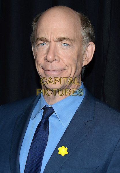 10 January 2015 - Century City, California - J.K. Simmons. The 40th Annual Los Angeles Film Critics Association Awards held at InterContinental Los Angeles. <br /> CAP/ADM/TW<br /> &copy;Tonya Wise/AdMedia/Capital Pictures