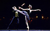 English National Ballet <br /> Emerging Dancer 2016 <br /> at the Palladium, London, Great Britain <br /> 17th May 2016 <br /> rehearsals<br /> (results will be announced at the live show this evening) <br /> <br /> Pas de deux <br /> from The Black Swan <br /> Swan Lake <br /> choreography by Marius Petipa<br /> <br /> <br /> <br /> Jeanette Kakareka<br /> Daniele Silingardi<br /> <br /> <br /> <br /> <br /> <br /> Photograph by Elliott Franks <br /> Image licensed to Elliott Franks Photography Services