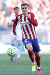 Atletico de Madrid's Antoine Griezmann during La Liga match. April 17,2016. (ALTERPHOTOS/Acero)