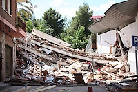 Lorca earthquake - Spain