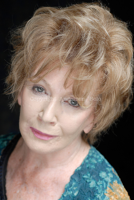 Edna O Brien, Irish writer.