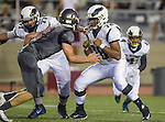 Torrance, CA 09/25/15 - \e78\ in action during the El Segundo - Torrance varsity football game at Zamperini Field of Torrance High School