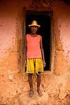 enfants village Ambodipaiso (250 habitants) au coeur des rizieres pres Antsahabe