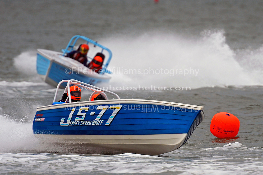 "JS-77 and JS-40 ""Pacifier""  (Jersey Speed Skiff(s)"
