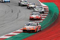 12th July 2020; Spielberg, Austria;  Porsche Mobil 1 Supercup race day;  26 Jesse van Kuijk NL, Team GP Elite held at Spielberg Austria