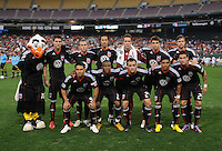 DC United Starting Elven. New England Revolution defeated DC United 2-0,  at  RFK Stadium, Saturday April 3, 2010.