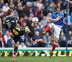 Lee McCulloch and Scott Dalziel