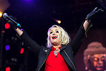 © Joel Goodman - 07973 332324. 05/08/2017 . Macclesfield , UK . KIM WILDE performs at the Rewind Festival , celebrating 1980s music and culture , at Capesthorne Hall in Siddington . Photo credit : Joel Goodman