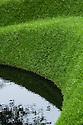 The 9 Billion Conversation Garden, designed by Ruth Willmott & Frederic Whyte, Gold medal winner, RHS Chelsea Flower Show 2013.