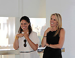 Soledad O'Brien & Noreen Dodge - iThe Soledad O'Brien & Brad Raymond Starfish Foundation schollars from all over the ccountry gathered in New York City, New York on July 25, 2014 - first at the Sensorium, Firmenich International Fine Fragrance where four mentors talked to the students - they were presented with their own fragrance. That was followed by a trip to Google, then the Guggenheim Museum and more activites that night. (Photo by Sue Coflin/Max Photos)