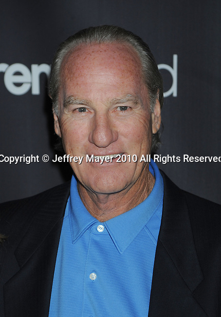 """WEST HOLLYWOOD, CA. - February 22: Craig T. Nelson  attends the Los Angeles premiere of """"Parenthood"""" at the Directors Guild Theatre on February 22, 2010 in West Hollywood, California."""